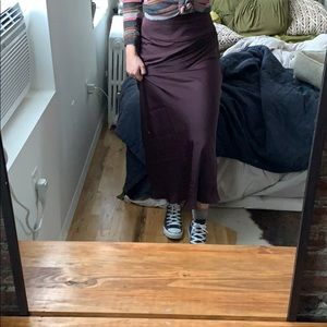 Free people NWT Normani skirt size 6